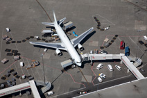 Airports - a common place Insight Inspections can be found performing NDT inspections.