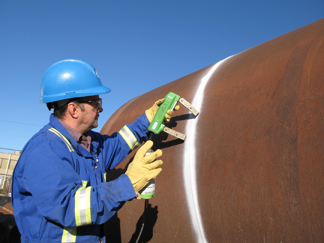 Ndt Company Edmonton Delivering Magnetic Particle